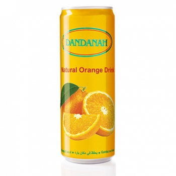 Dandanah Yellow Orange