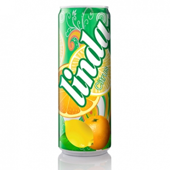 Linda Citrus 355ml