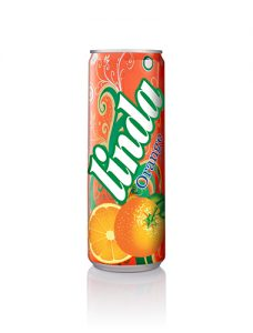 Linda Orange 355ml