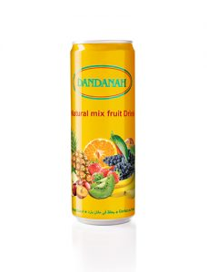 Mix Fruit 355ml
