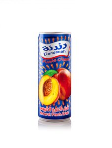 Dandanah Peach 250ml